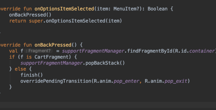 Learn how to use instanceof in kotlin
