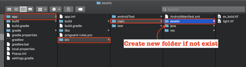 Learn how to implement typeface in android alertdialog box